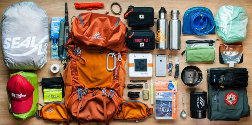 things to bring for camping trip