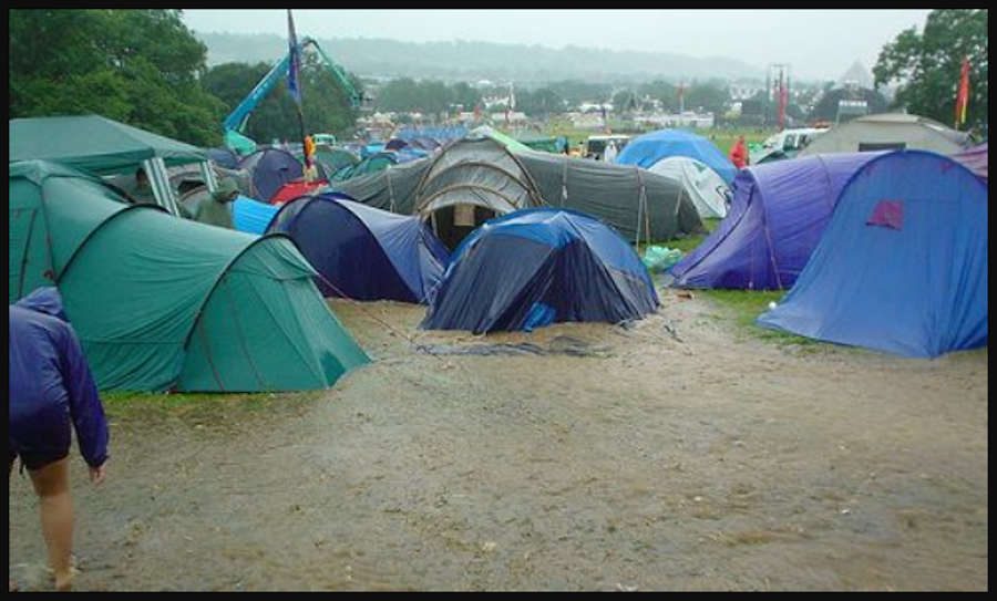 best tents for heavy rain