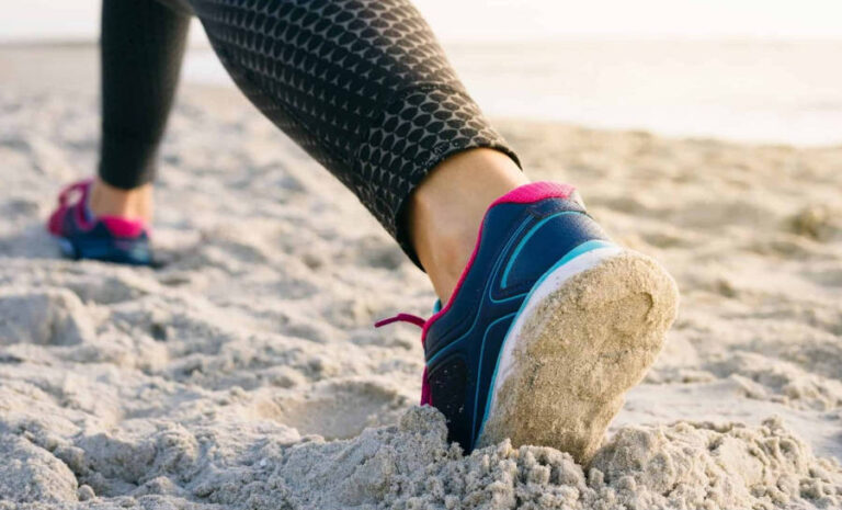 sand walking shoes