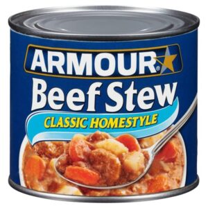 Armour Star Classic Homestyle Beef Stew