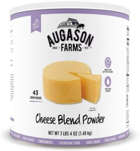 Augason Farms Certified Powdered Cheese