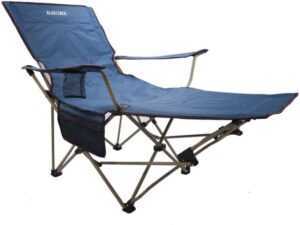 Khore Automatically Adjustable Recliner Folding Camping Chair