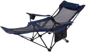 Seatopia Camping Recliner Camping Lounge Chair