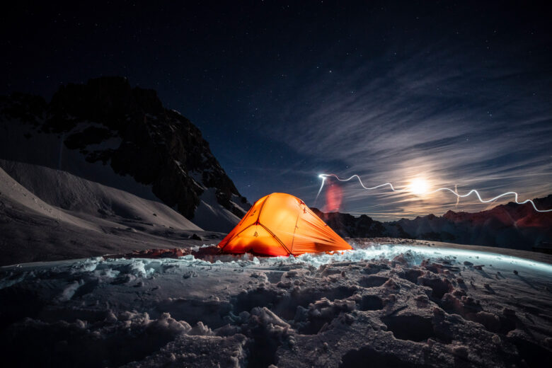 Best winter tents for cold weather